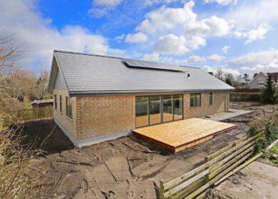 Flot nybygget villa med super planløsning