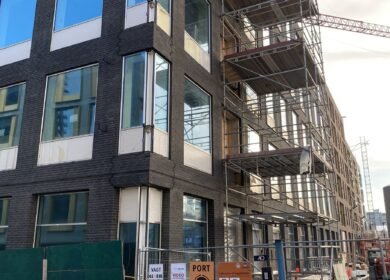 Nybygget lejlighed i Carlsbyen