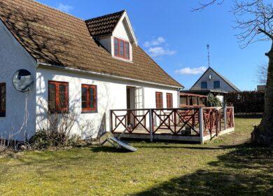 Landligt beliggende villa
