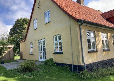 Fint nyistandsat dobbelthus